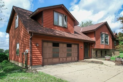 Woodstock Single Family Home For Sale: 14008 Davis Road