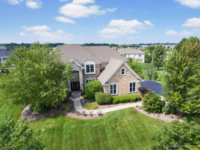 St. Charles Single Family Home Price Change: 4135 River View Drive
