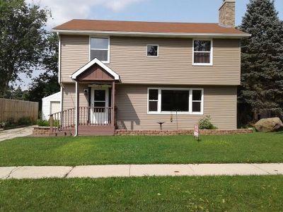 Oswego Single Family Home For Sale: 112 East Tyler Street