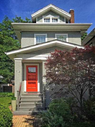 Oak Park Single Family Home For Sale: 718 South Oak Park Avenue