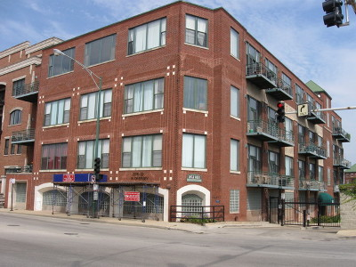 Condo/Townhouse For Sale: 2222 West Diversey Avenue #310