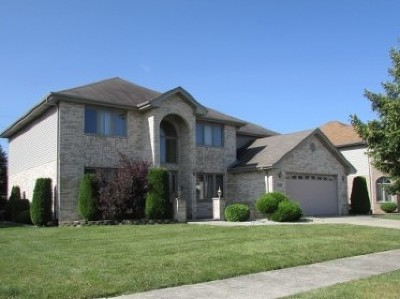 Richton Park Single Family Home For Sale: 3843 Marilyn Drive