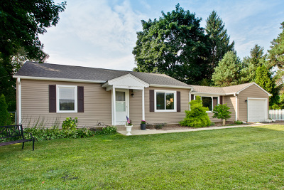 Cary Single Family Home For Sale: 307 East Main Street Road