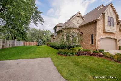 Naperville Condo/Townhouse For Sale: 9 Westmoreland Lane