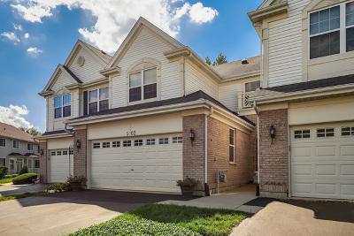 Bartlett Condo/Townhouse For Sale: 502 Tamarack Drive