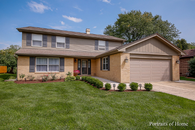 Wheaton Single Family Home For Sale: 1461 Castlewood Drive