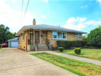 Melrose Park Single Family Home For Sale: 2940 Alta Street