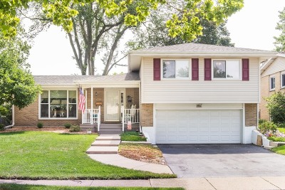 Lombard Single Family Home Contingent: 731 Hawthorne Circle