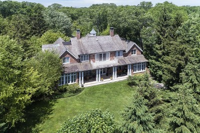 Winnetka Single Family Home For Sale: 1070 Fisher Lane
