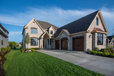 Naperville Single Family Home For Sale: 3308 Club Court
