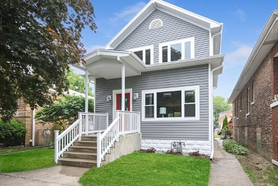 Berwyn Single Family Home Re-Activated: 2219 Cuyler Avenue