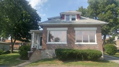 Lansing  Single Family Home For Sale: 2914 Ridge Road