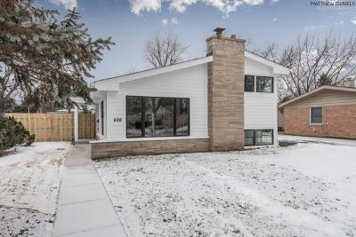 Glenview Single Family Home For Sale: 426 Shermer Road
