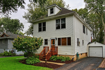 McHenry Single Family Home For Sale: 3309 South Riverdale Road