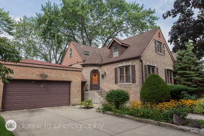 Skokie Single Family Home For Sale: 7920 Keystone Avenue