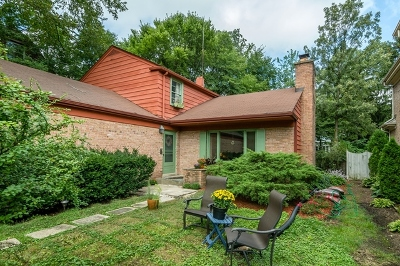 Winnetka Single Family Home For Sale: 1483 Edgewood Lane