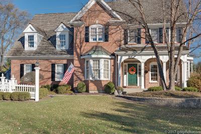 Glen Ellyn Single Family Home For Sale: 949 Winslow Circle
