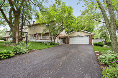 Palos Heights, Palos Hills Single Family Home For Sale: 7630 West 124th Place