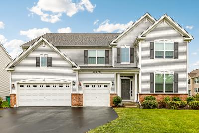 Huntley Single Family Home For Sale: 12208 Garlieb Drive