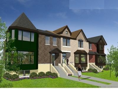 Morton Grove Condo/Townhouse For Sale: 6318 Capulina Avenue