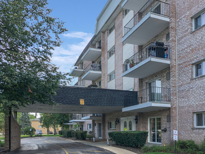 Wheaton Condo/Townhouse For Sale: 1000 South Lorraine Road #406