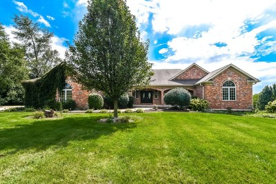 Woodstock Single Family Home For Sale: 10605 Happy Trail