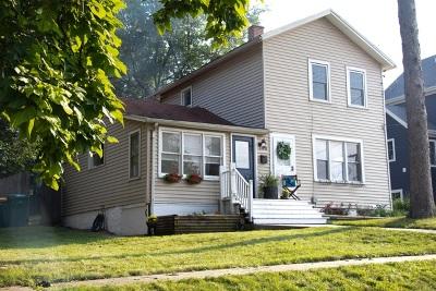 Lemont Single Family Home For Sale: 308 East Division Street