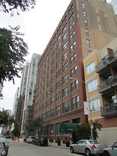 Chicago Condo/Townhouse For Sale: 801 South Wells Street #202
