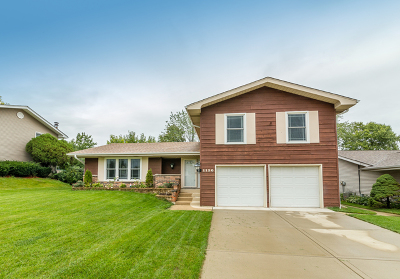 Hoffman Estates Single Family Home For Sale: 1120 Nottingham Lane