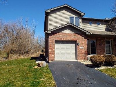 Alsip  Condo/Townhouse For Sale: 4316 West Termunde Drive