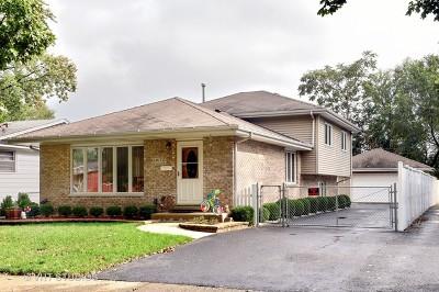 Midlothian Single Family Home Price Change: 14633 Kildare Avenue