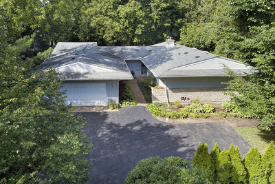 Highland Park Single Family Home For Sale: 886 Green Bay Road