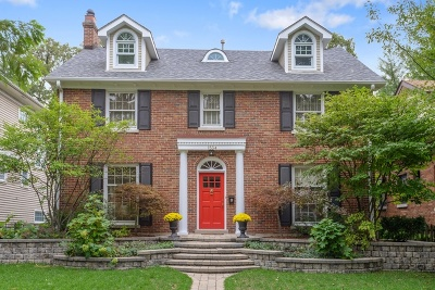 Wilmette Single Family Home For Sale: 1534 Forest Avenue