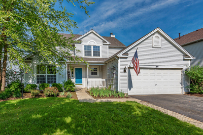 Romeoville Single Family Home For Sale: 186 Wedgeport Circle
