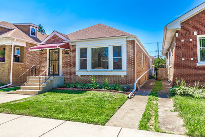 Single Family Home Price Change: 2827 West Fitch Avenue