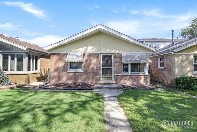 Burbank  Single Family Home For Sale: 8609 Massasoit Avenue