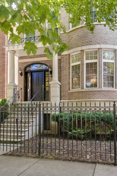 Single Family Home For Sale: 1531 West Altgeld Street