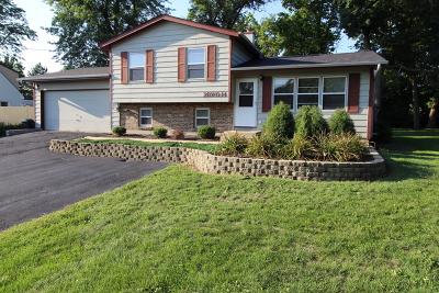 Warrenville Single Family Home Price Change: 28w014 Warrenville Road