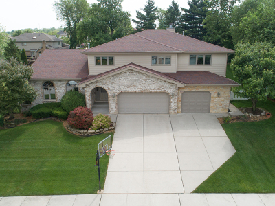 Orland Park Single Family Home Contingent: 16653 Orange Avenue