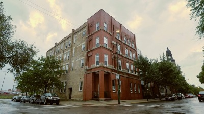 Chicago Condo/Townhouse Re-Activated: 1359 North Noble Street #401