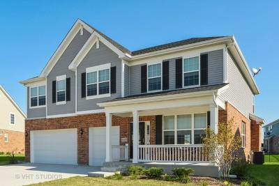 Manhattan Single Family Home For Sale: 24305 S Jennifer Street