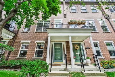 Condo/Townhouse For Sale: 210 West Scott Street #C