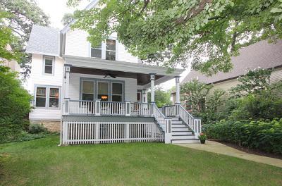 Oak Park Single Family Home Price Change: 1024 Ontario Street
