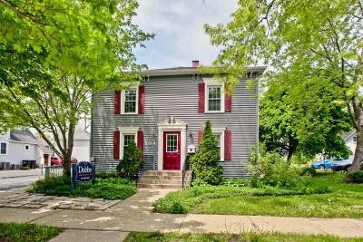 Crystal Lake Single Family Home For Sale: 104 Minnie Street