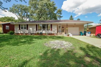 Kankakee Single Family Home For Sale: 1459 West Hawkins Street