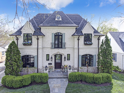 Hinsdale Single Family Home For Sale: 601 North County Line Road