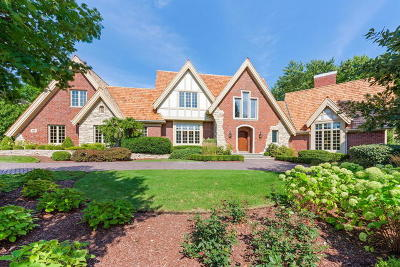 Oak Brook Single Family Home For Sale: 200 Covington Court