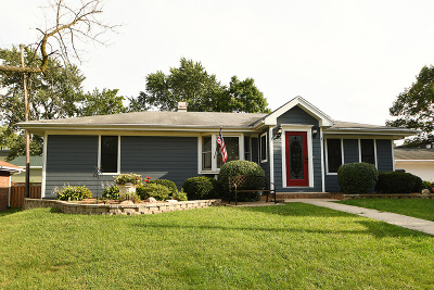 Mokena Single Family Home For Sale: 10839 1st Street