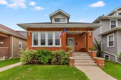 Forest Park Single Family Home For Sale: 929 Harlem Avenue