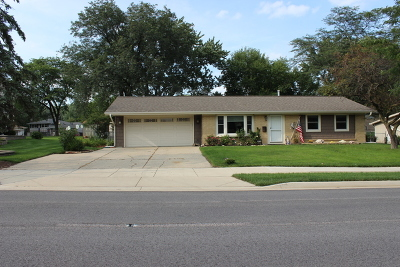Schaumburg Single Family Home For Sale: 1430 West Wise Road